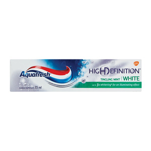 Aquafresh Hgh Def Tingling Mint 75ml
