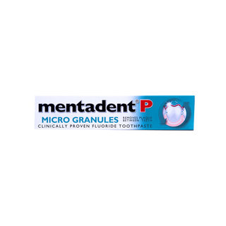 Mentadent P Micro Granules Toothpaste 100ml x 12