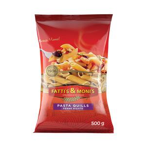 Fatti's&moni's Quills 500g