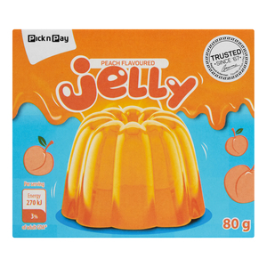 PnP Peach Jelly 80g
