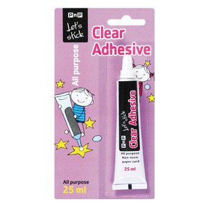 Pnp Clear Adhesive 25ml