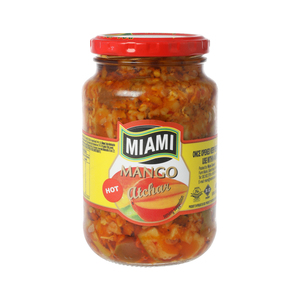 Miami Hot Mango Atchar 400g