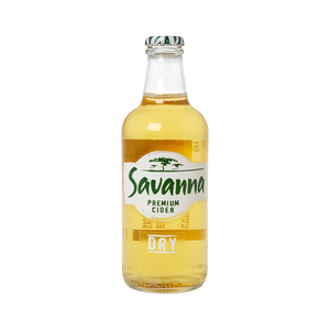 Savanna Cider Dry 330ml