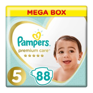 Pampers Premium Care Mp Size 5 88ea