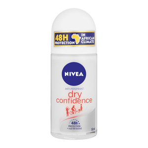 Nivea Dry Confidence Deodorant Roll On 50ml