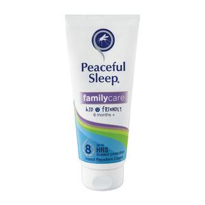 Peaceful Sleep M/r Family Care Crm 100ml