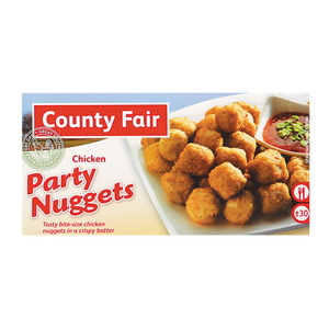 County Fair Chicken Nuggets Party 400g