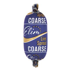 Elim Liver Coarse Spread 100g
