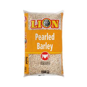 Lion Pearl Barley 500g