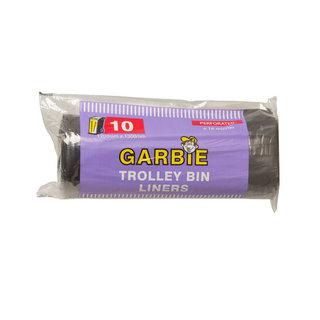 Garbie Trolley Bin Liner Rol l 10 x 25