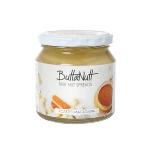 Buttanutt Roasted Macadamia Nut Butte r 250g spread