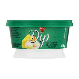 Epic Cheese & Onion Dip 125g