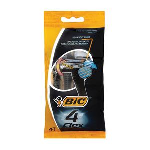Bic Flex Pouch Disposable Bl ades 4