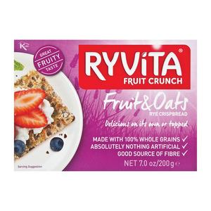 Ryvita Fruit Crunch 200g
