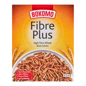 Bokomo Fibre Plus Cereal 375g
