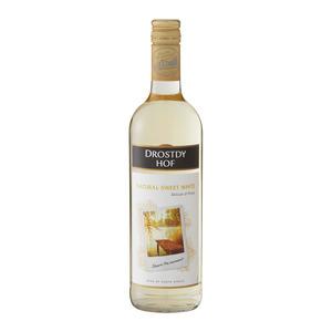 Drostdy-hof Natural Sweet White 750ml