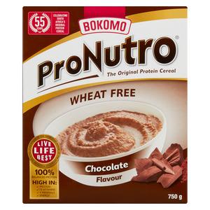 Bokomo Chocolate Cereal 750g
