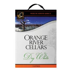 Orange River Cellars Dry White 5l
