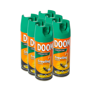 Doom Defend Insecticide 300ml x 6