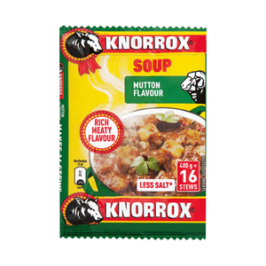 Knorrox Mutton Soup 400g