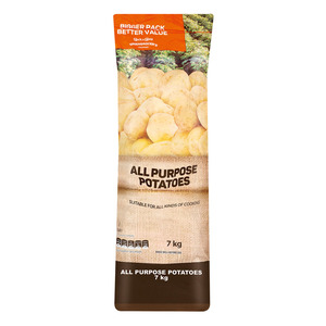 PnP Washed Potatoes 7kg
