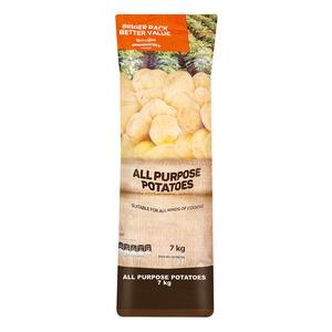 PnP Washed Potatoes 7kg