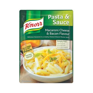 Knorr Pasta & Sauce Macaroni & Cheese Bacon 128g