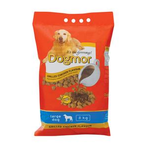 Dogmor Chicken Flavoured Lar ge Adult Dog Food 8 KG