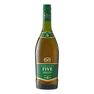 KWV 5 YO Brandy 750ml