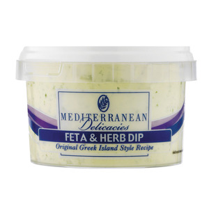 Mediterranean Dip Feta and Herb 190g
