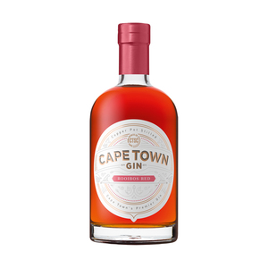Cape Town Rooibos Red Gin 750 ml