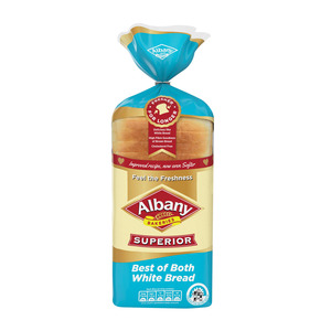 Albany Superior Best Of Both White Bread 700g