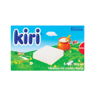 Bel Kiri with Cream Cheese Spread 108g