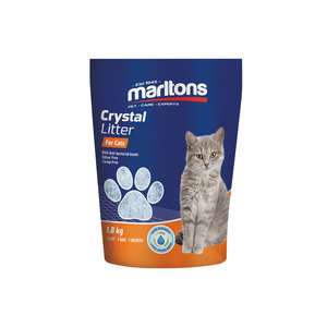 Marltons Cat Litter Crystals 1.8kg