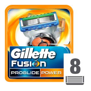 Gillette Fusion Proglide Power Cartridges 8s