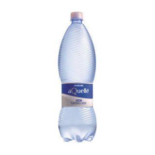 Aquelle Litchi Flavoured Mineral Water 1.5l x 6