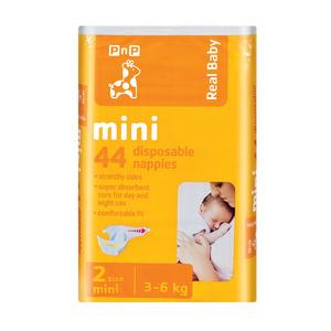 Pnp Nappies Mini 44ea