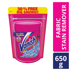 Vanish Power O2 Value Pack 650g