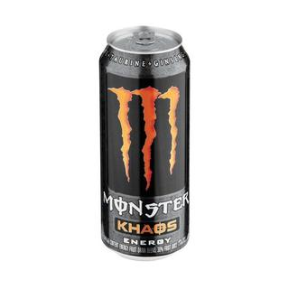 Monster Khaos Energy Drink 500ml x 24