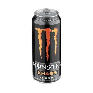 Monster Khaos Energy Drink 500ml x 24