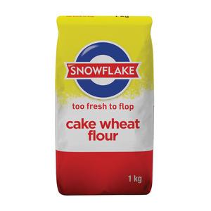 Snowflake Cake Flour 1kg