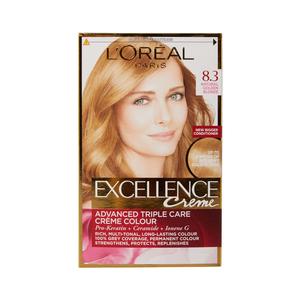Excellence Creme Perm H/c N/g Blond 8.13