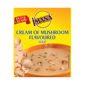 Imana Cream Of Mushroom Soup 60g