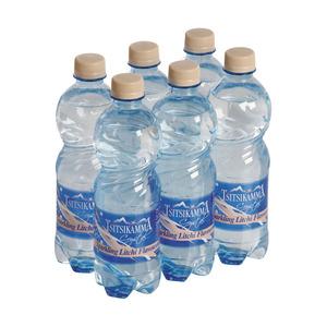 Tsitsikamma Litchi Flavoured Sparkling Mineral Water 500ml x 6