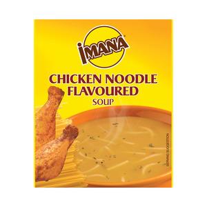 Imana Premium Chicken Noodle Soup 60g