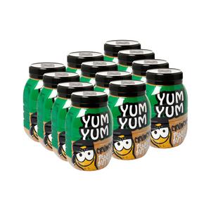 Yum Yum Crunchy Peanut Butter 800g x 12