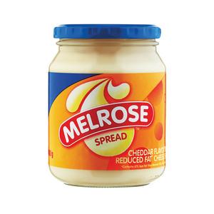 Melrose Slim Cheddar Cheese Spread 400g