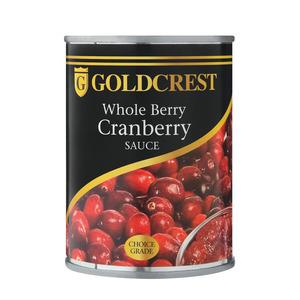 Goldcrest Cranberry Sauce 397g