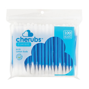 Cherubs Ear Buds 100ea