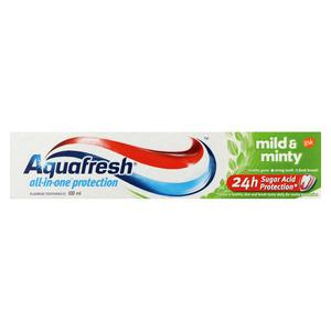 Aquafresh Mild And Minty Toothpaste 100m